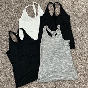 Work out tank top bundle